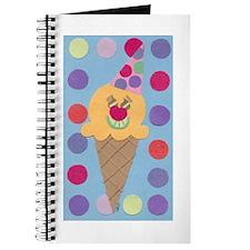 Ice Cream Clown Journal