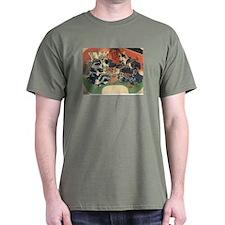 Japanese Cats T-Shirt
