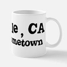 Danville - hometown Mug