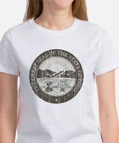 Vintage Ohio Seal Women's T-Shirt