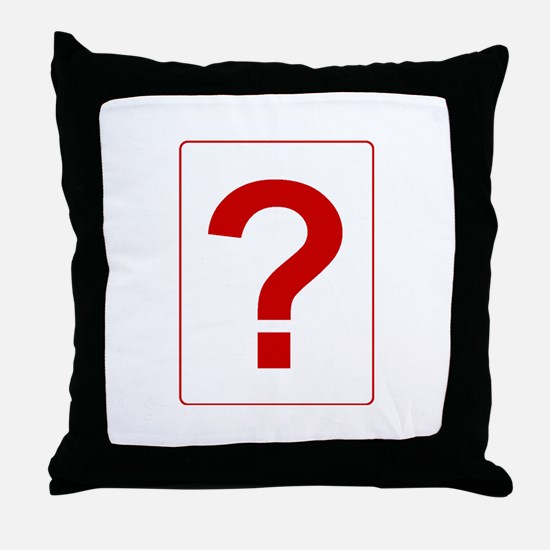 Deal? Throw Pillow