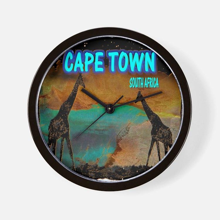 Cape town clocks cape town wall clocks large modern for Modern wall clocks south africa