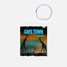 cape town africa Keychains