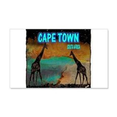 cape town africa Wall Decal