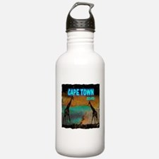 cape town africa Water Bottle