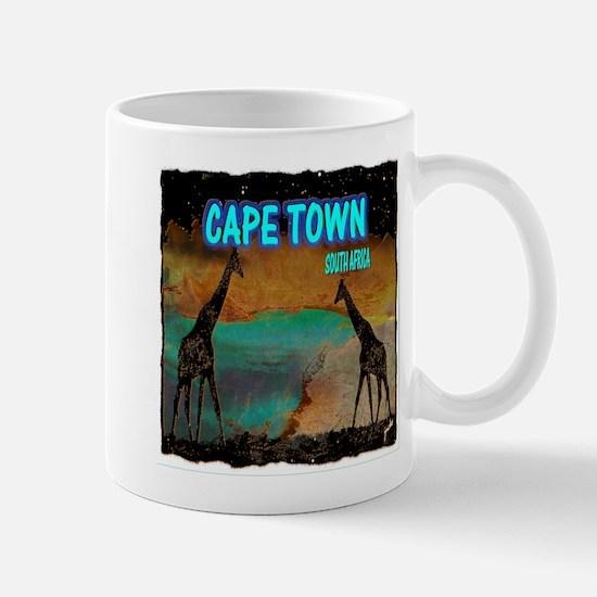 cape town africa Mug