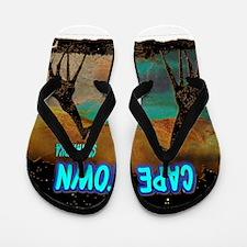 cape town africa Flip Flops