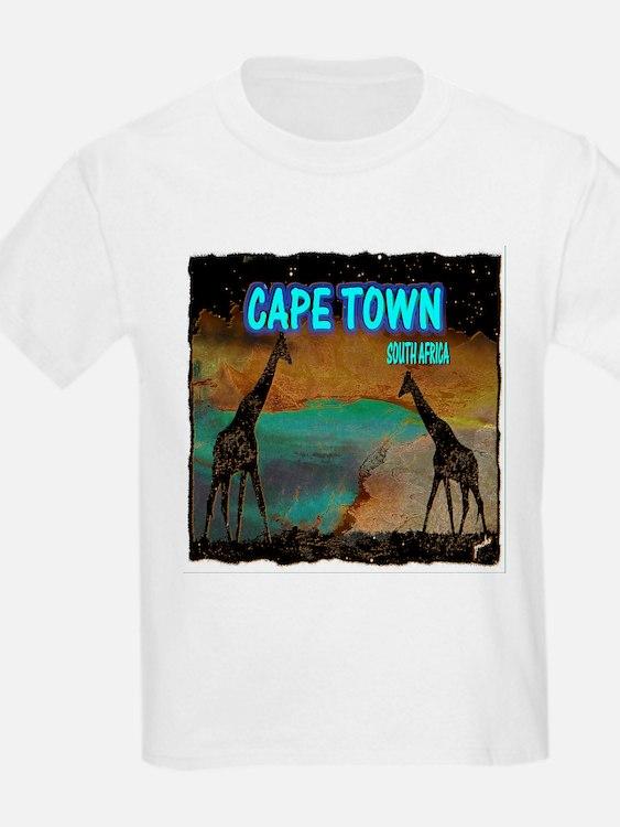 cape town africa T-Shirt