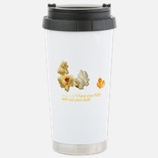 Life Stainless Steel Travel Mug