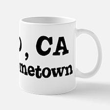 Alamo - hometown Mug