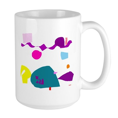 Imagination 2 Large Mug