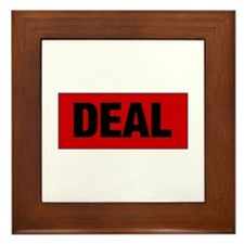 Deal? Framed Tile