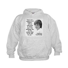 Diana Kindness Quote 3 Hoodie