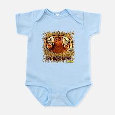 the tiger in me Infant Bodysuit