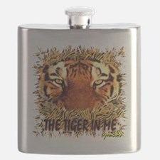 the tiger in me Flask