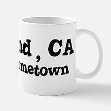 Big Bend - hometown Mug
