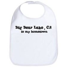 Big Bear Lake - hometown Bib