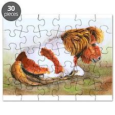 Little Cowboy Puzzle