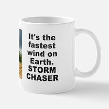 Storm Chasing Speed Limit Mug
