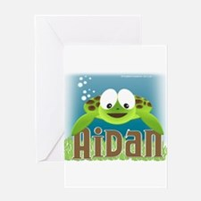 aidan kai Greeting Card
