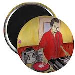 El DJ Booth Magnet