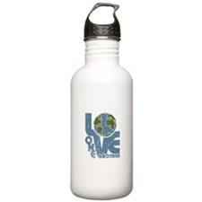 Love One Another Water Bottle
