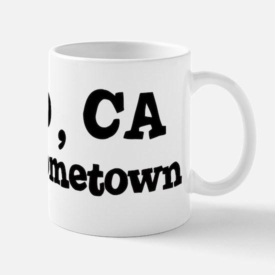 Chino - hometown Mug