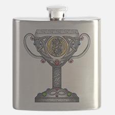 Celtic Wedding Chalice Flask
