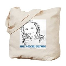 Great Female Teacher Tote Bag