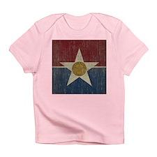 Vintage Dallas Flag Infant T-Shirt