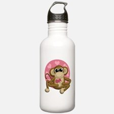 Love Monkey Water Bottle