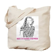 Female Everywhere Torso Tote Bag