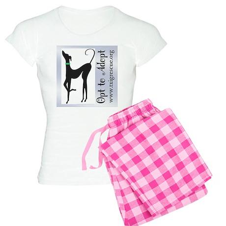 Opt to Adopt Women's Light Pajamas