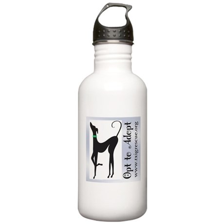 Opt to Adopt Stainless Water Bottle 1.0L