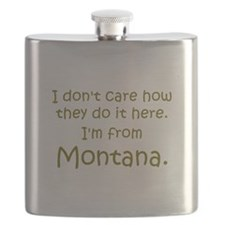 From Montana Flask