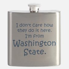 From Washington State Flask