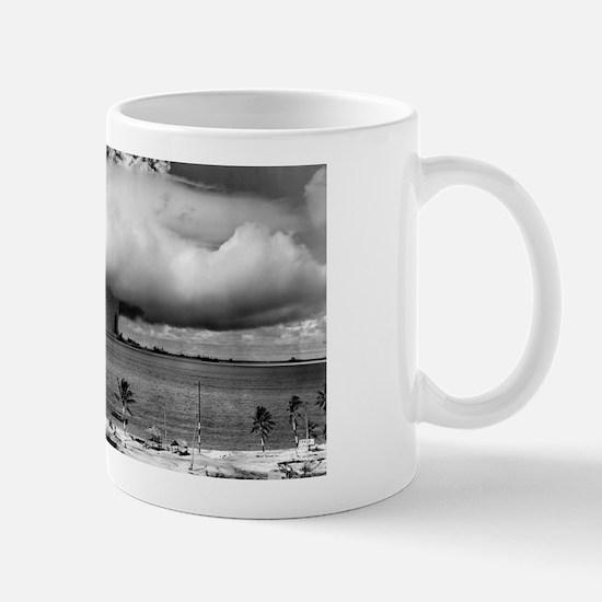 Operation Crossroads BAKER mug