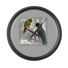 French Large Wall Clock
