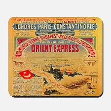 Orient Express Mousepad