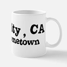 King City - hometown Mug