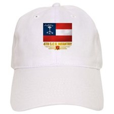 4th South Carolina Volunteer Infantry Baseball Cap