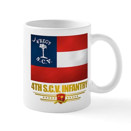 4th South Carolina Volunteer Infantry Mug