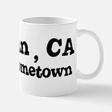 Kerman - hometown Mug