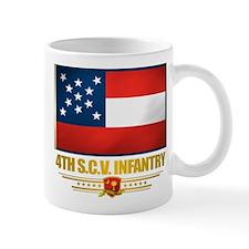 4th SC Volunteer Infantry Mug