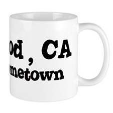 Kenwood - hometown Mug