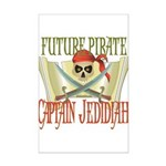 PirateJEDIDIAH.png Mini Poster Print