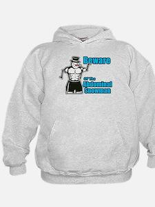 Abdominal Snowman Hoodie