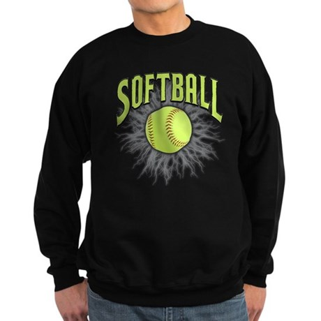 Softball Sweatshirt (dark)