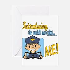 LTIntroducingPilotver4 copy.png Greeting Card