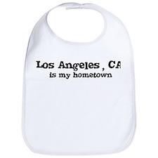 Los Angeles - hometown Bib